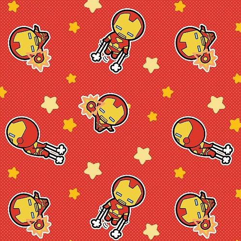 Iron Man Marvel Fabric