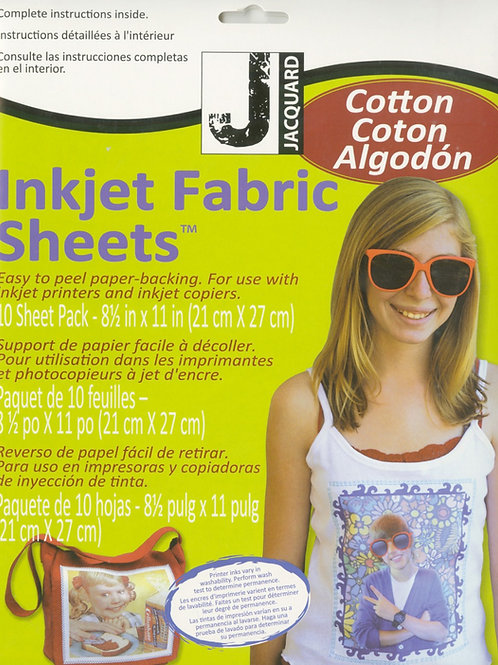 Photo Fabric Paper for inkjet printers
