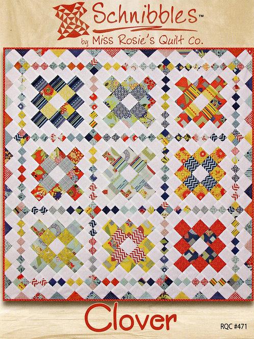 Schnibbles Clover Pattern