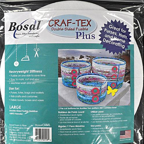 Bosal Craft Tex Camden Bowl Bases - Large x 2
