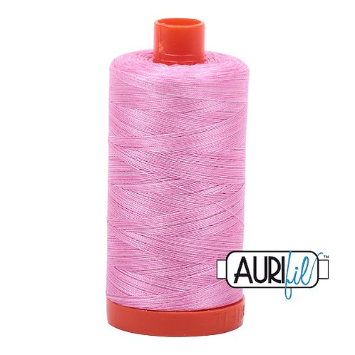 Aurifil 50 1300m 3660 Bubblegum Cotton Thread