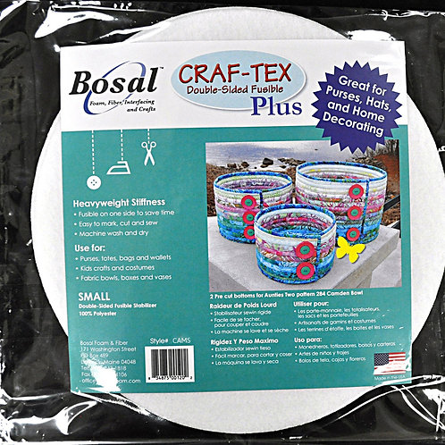 Bosal Craft Tex Camden Bowl Bases - Small x 2