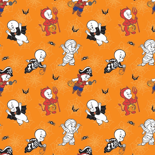 Casper Costume Fun Halloween Fabric