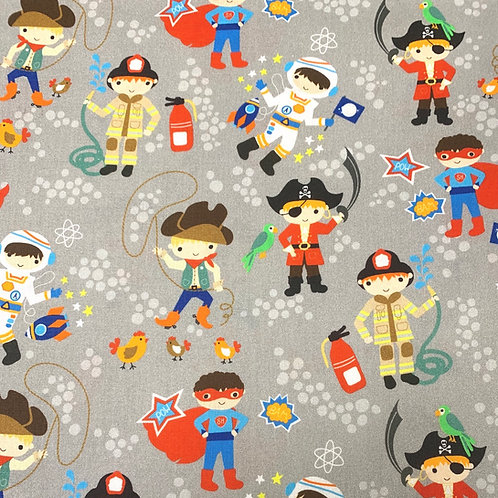 One of a Kind When I Grow Up Fabric