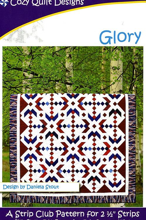 Cozy Quilt Designs Glory Quilt Pattern