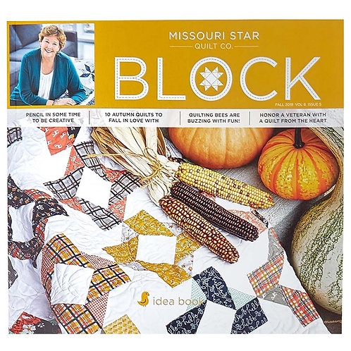 BLOCK Magazine Fall 2019 Vol 6 Issue 5 - Slightly Damaged