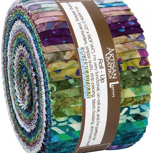 Robert Kaufman Artisan Batik Modern Twist Roll Up