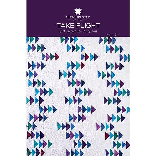 Missouri Star Take Flight Quilt Pattern