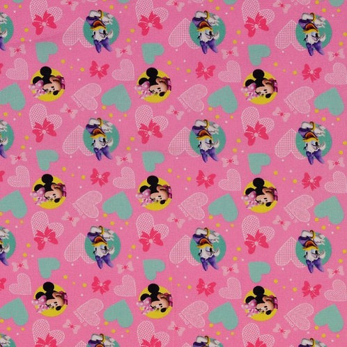 Disney Minnie Mouse and Daisy Duck Fabric
