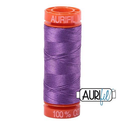 Aurifil 50 200m 2540 Cotton Thread Medium Lavender