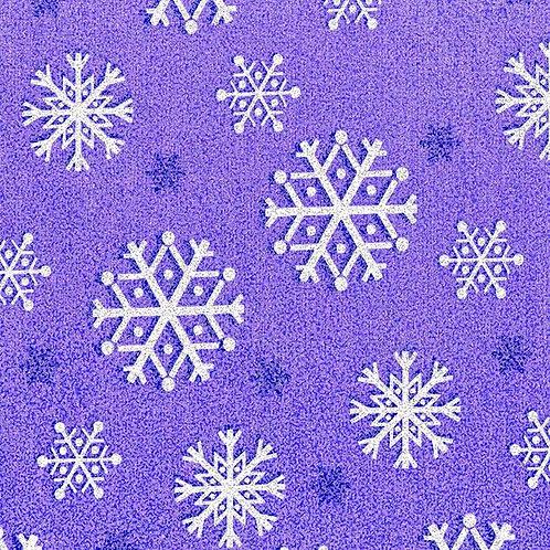 Snowfall Amethyst - Fairy Frost Michael Miller
