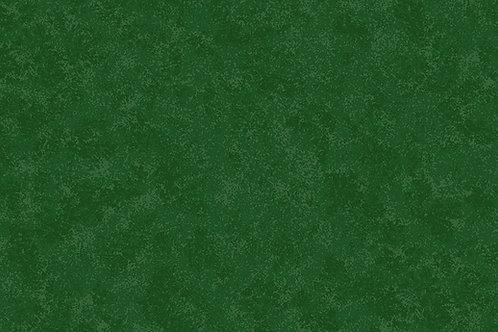 2800/G67 Christmas Green Makower Spraytime Fabric