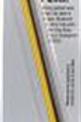Sew Easy Yellow Marking Pencil