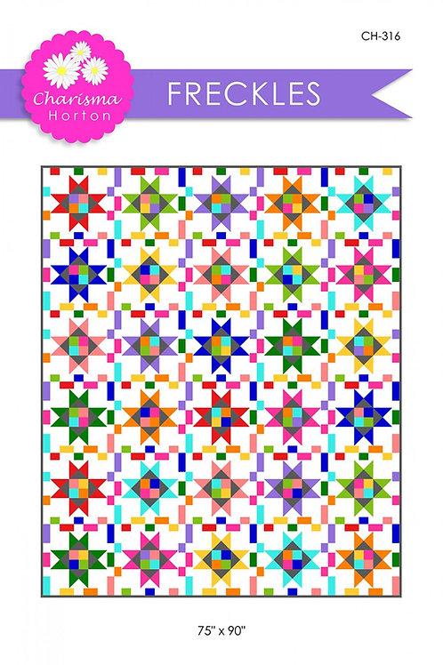 Freckles Quilt Pattern