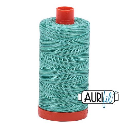 Aurifil 50 1300m 4662 Creme de Menthe Cotton Thread