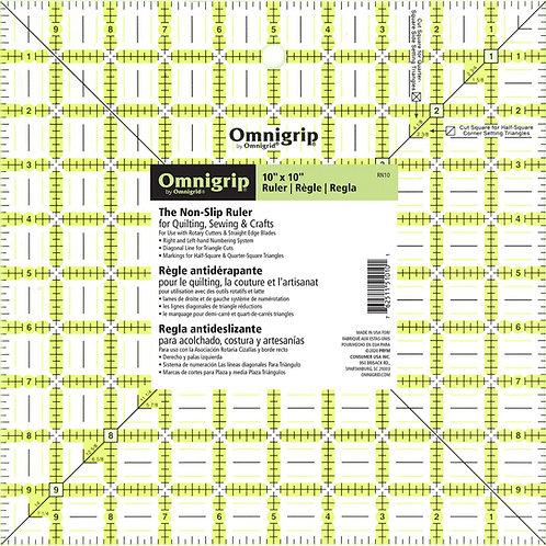 """OmniGrip 10"""" Square Ruler"""