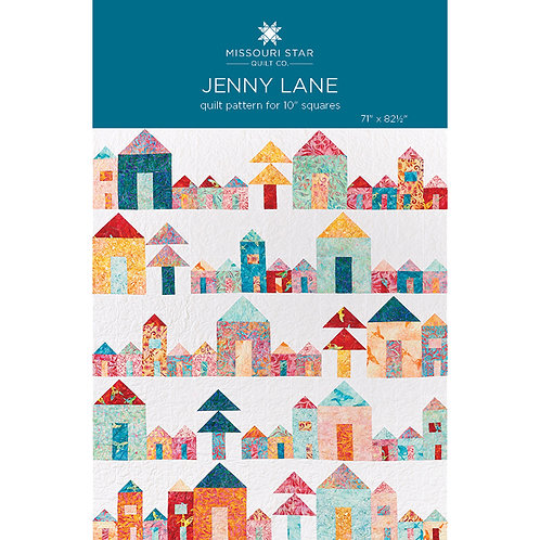 Missouri Star Jenny Lane Pattern