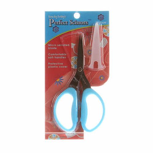 Karen Kay Buckley Perfect Scissors 6 inch Blue