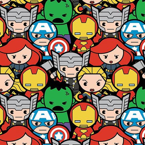 Marvel Avengers Assemble Fabric