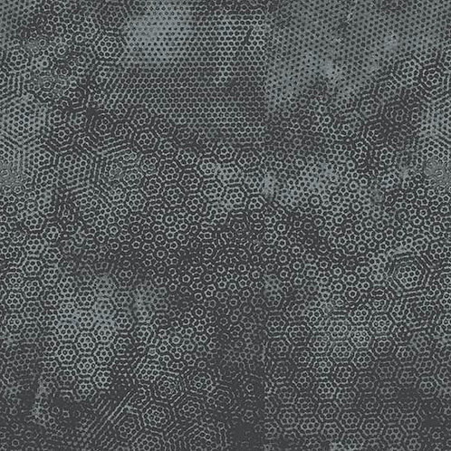 1867/C1 Cool Grey Makower Andover Dimples Fabric
