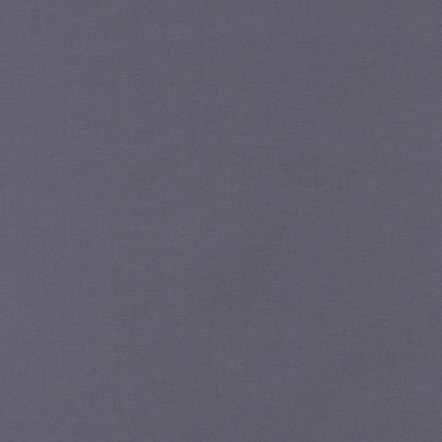 Coal 1080 - Kona Solids Fabric