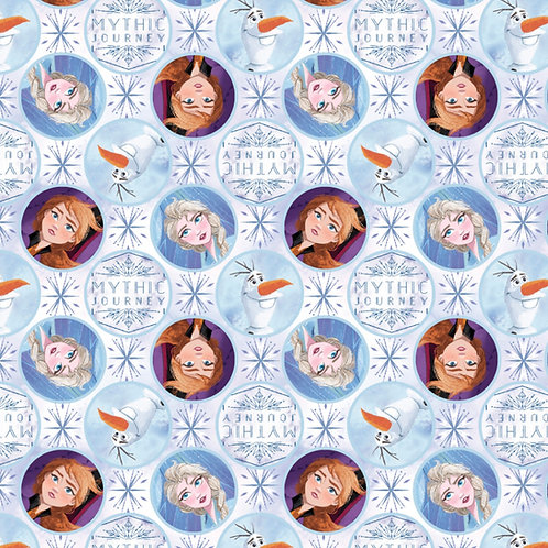 Disney Frozen 2 Fabric