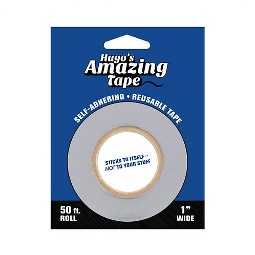 "Hugo's Amazing Tape 1"" - 50ft Roll"