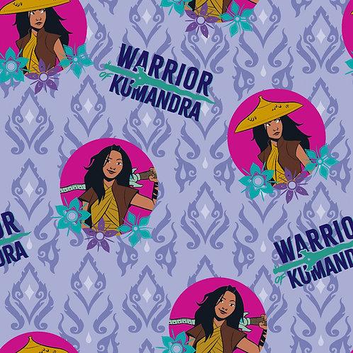 Raya And The Last Dragon Badge Fabric