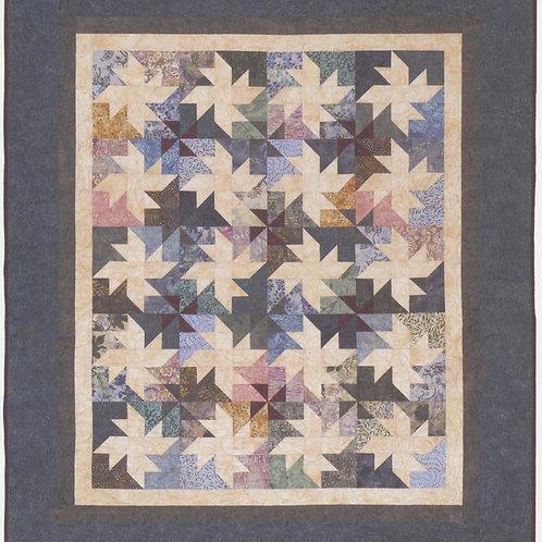 Cozy Quilt Designs Milky Way Quilt Pattern