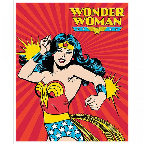 DC Comics Wonder Woman Panel