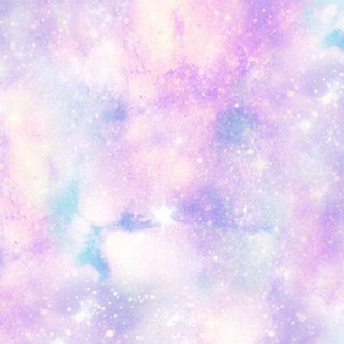 Unicorns Magical Universe Fabric
