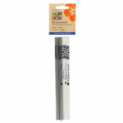 Roxanne Quilter's Choice Chalk Marking Pencils.
