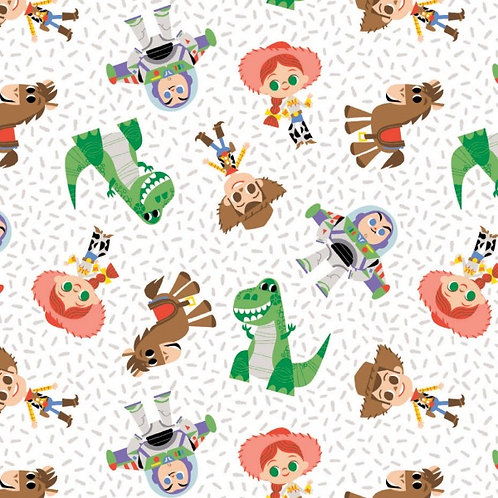 Disney Toy Story Let's Play Fabric