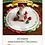 Thumbnail: Scalloped Table Topper Pattern - Home for Christmas Includes Iron-on Transfer
