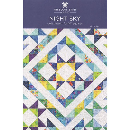 Missouri Star Night Sky Quilt Pattern