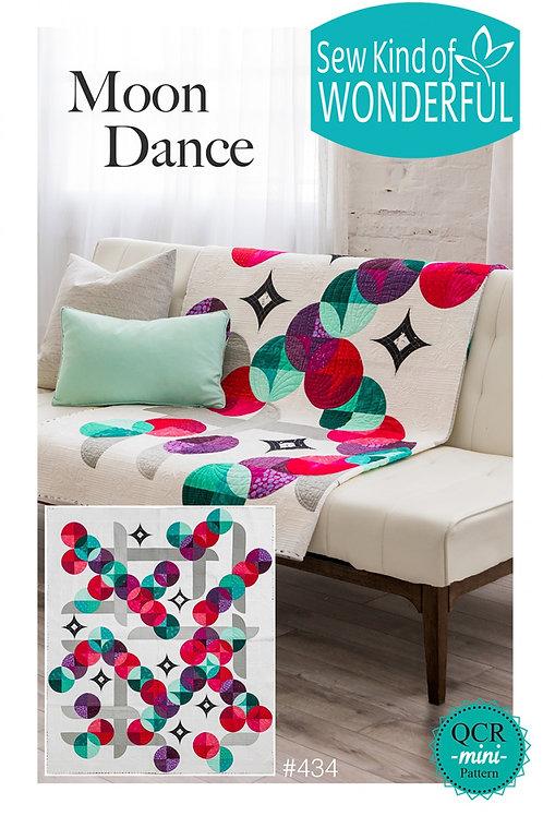 Moon Dance Quilt Pattern