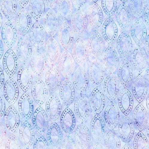 Butterfly Blooms Batik Lavender Fabric