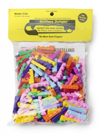Quilters Delight Safety Pin Covers 200pcs