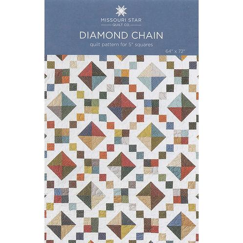 Missouri Star Diamond Chain Quilt Pattern