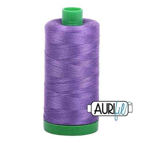 Aurifil 40 1000m 1243 Dusty Lavender Cotton Thread