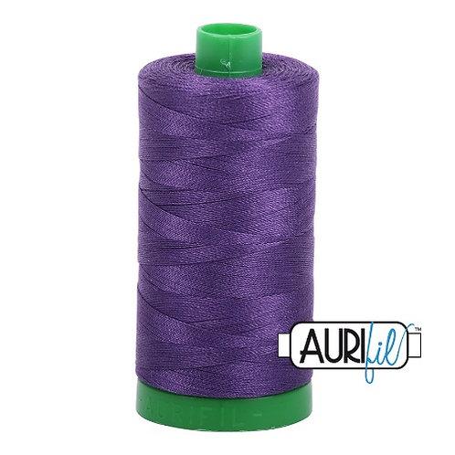 Aurifil 40 1000m 4225 Eggplant Cotton Thread