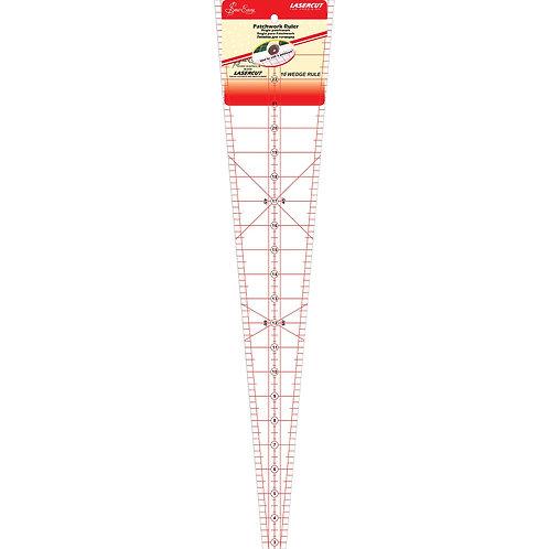Sew Easy 10 Degree Wedge Ruler