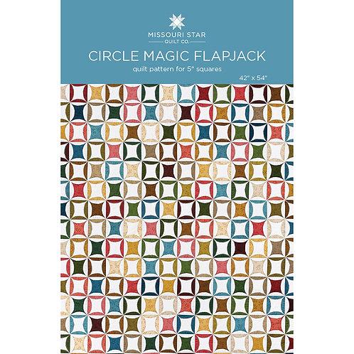 Missouri Star Circle Magic Flapjack Pattern