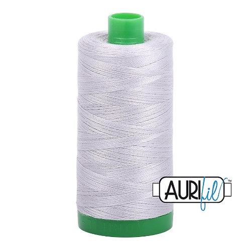 Aurifil 40 1000m 2615 Aluminium Cotton Thread