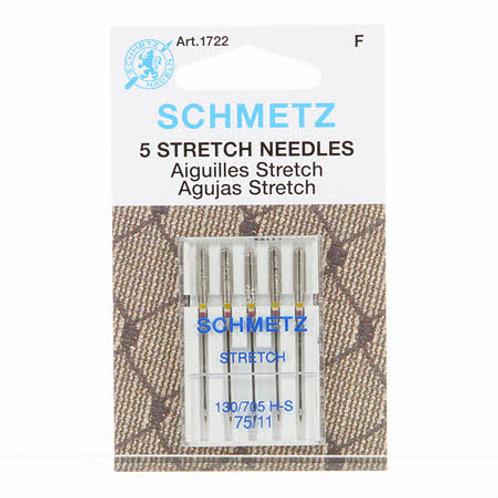 Schmetz Stretch Needles size 75/11