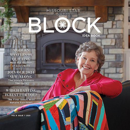 BLOCK Magazine 2021 Vol 8 Issue 1