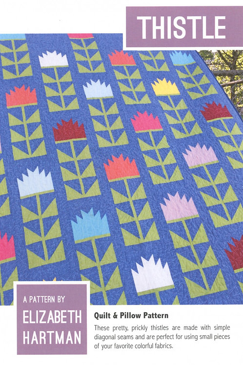 Thistle Quilt Pattern