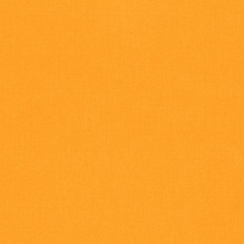 Papaya 149 - Kona Solids Fabric