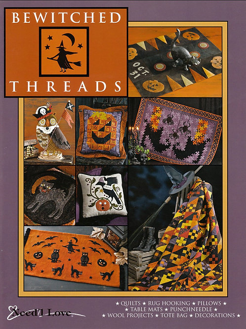 Bewitched Threads Softcover 17 Patterns