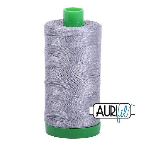 Aurifil 40 1000m 2605 Grey Cotton Thread